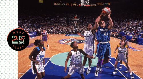The 25 Greatest Moments in WNBA History