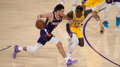 Devin Booker Proves He's Ready to be a Playoff Superstar in Series Win over Lakers
