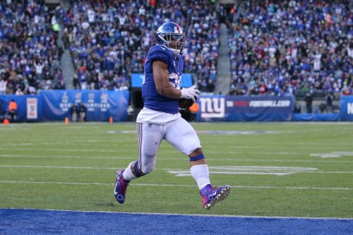 Ranking the Top-10 Greatest Running Backs in New York Giants Franchise History