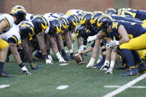 LISTEN: Ep. 6: Spring Game Breakdown Position By Position, Jim Harbaugh's Job Security, More
