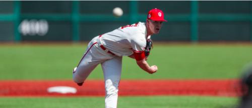 Indiana Baseball: Hoosiers Walk their Way Past Michigan, Win 13-8