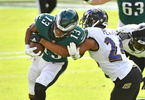 PHILLY SPORTS WITH GIOVANNI: Travis Fulgham Stops by