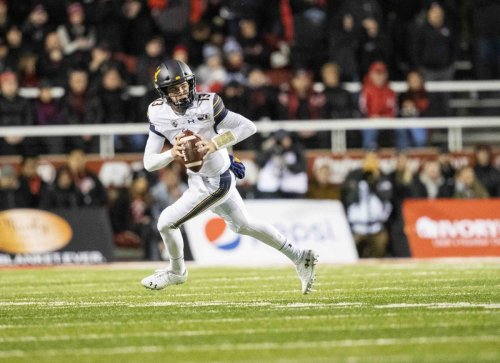 Ex-Cal QB Spencer Brasch Commits to Cal Poly