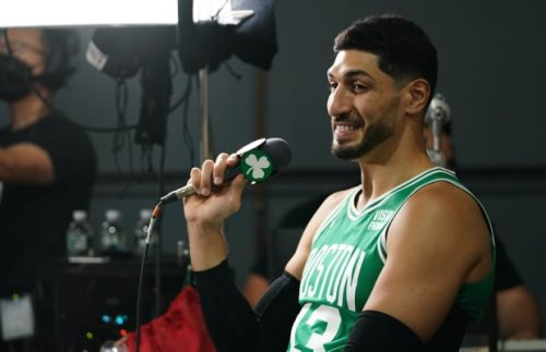 Celtics Games Pulled in China After Enes Kanter Criticizes 'Dictator' Xi Over Tibet
