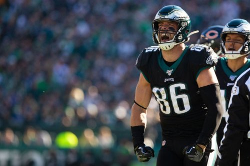 'Great Chance' Zach Ertz Will Play with Eagles in 2021?