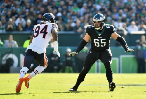 Eagles Training Camp Preview: Offensive Tackles