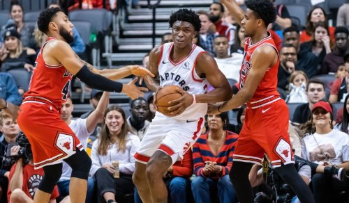 Report: Stanley Johnson Signs with Bulls