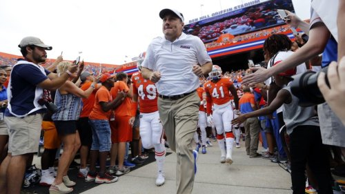 Florida Gators Officially Schedule Three Games Against UCF