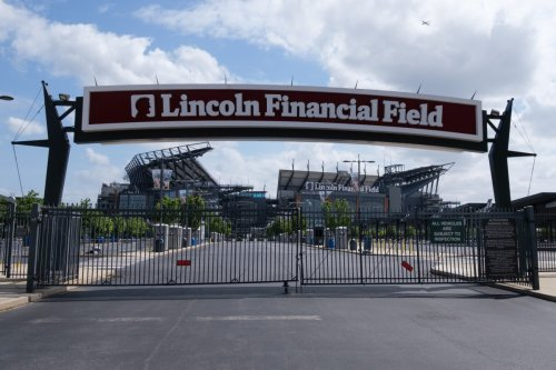 Carson Wentz Banner Removed From Lincoln Financial Field