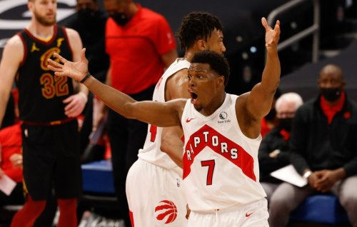 Raptors Continue to Rest Kyle Lowry Despite 7th Spot Clinched