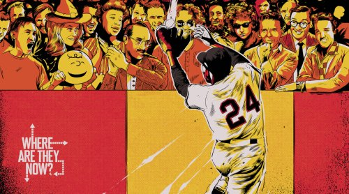 The Last Giant: The Cultural Clout of Willie Mays