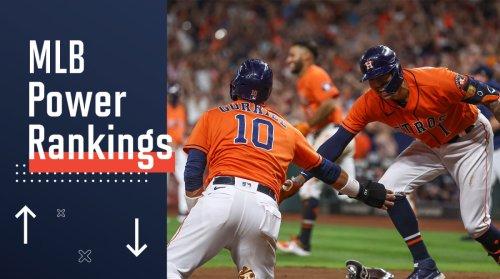 MLB Power Rankings: Rays, White Sox Fall as New No. 1 Emerges