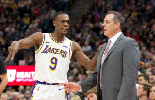 Lakers: What Sunday's Game Says About Rondo's Role