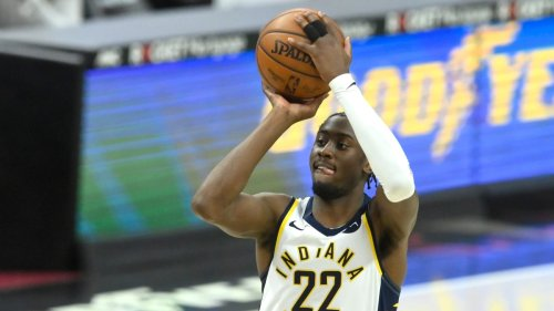 Report: Caris LeVert Expected to Miss Pacers' Play-in Game vs. Hornets