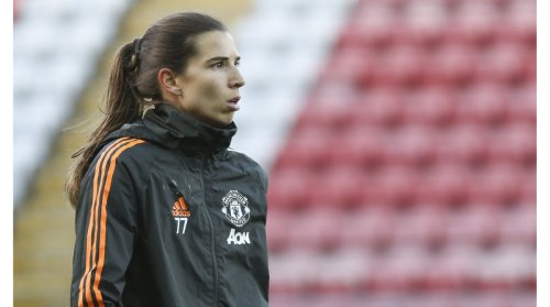 USWNT's Tobin Heath Out for Rest of Man United Season, Hopes to Return for Olympics