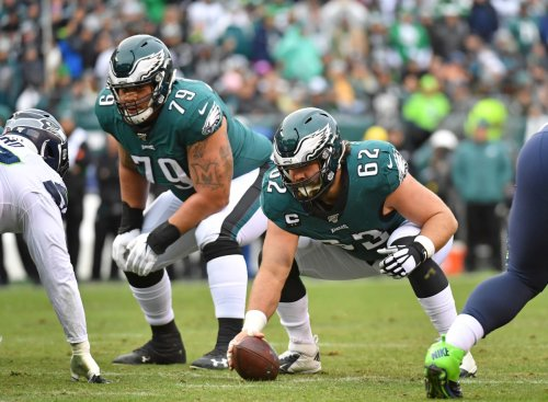 Eagles Training Camp Preview: Interior Offensive Line