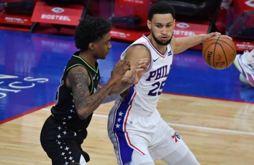Blazers, Wizards Among Betting Favorites to Land Ben Simmons From Sixers