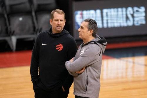 Report: Sergio Scariolo Leaving Raptors to take Head Coaching Position in Italy