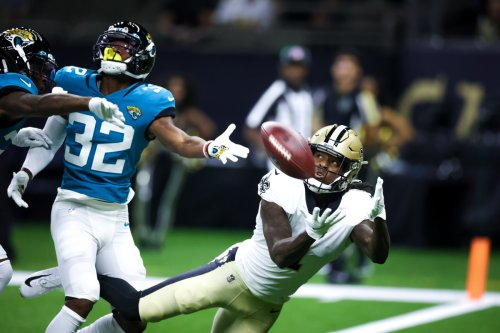 As Campbell and Henderson Take Early Lumps, Jaguars' Shaquill Griffin Is Staying in Their Ear