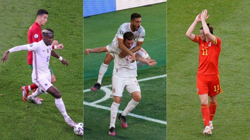 Euro 2020 Knockout Stage Power Rankings: How Group Stage, Bracket Impact the Field