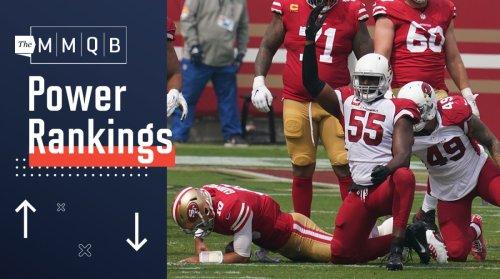 NFL Power Rankings: Chiefs Keep Top Spot, Cardinals Impress in Season Opener