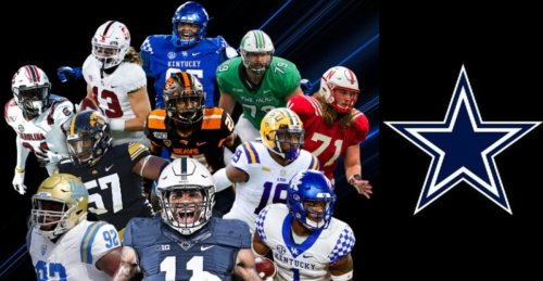 Dallas Cowboys Top 5 Future Needs In 2022 NFL Draft