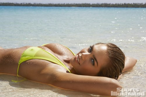 Kate Upton 2014: Cook Islands, Cape Canaveral
