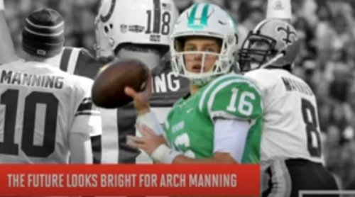 Can Mack Brown Land Arch Manning?