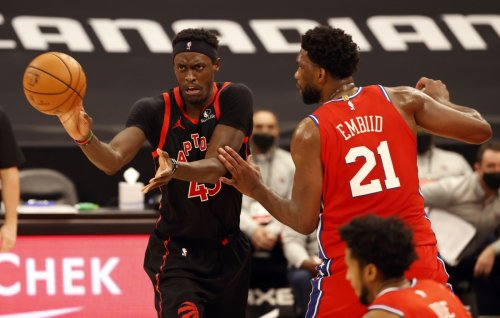 Report: Raptors 'Offering' Pascal Siakam to Teams, Daryl Morey Doing 'Intel Work' on Toronto's Star
