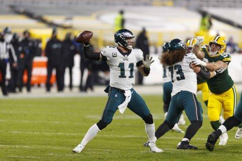 Carson Wentz Given Decent Odds for 2021 NFL MVP