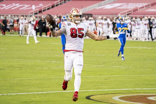 Will George Kittle Have Over or Under 1,025 Receiving Yards in 2021?