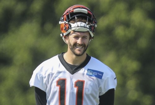 Bengals Wide Receiver Trent Taylor Pokes Fun at Stephen A. Smith's Latest Take