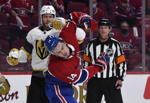 What's Up with NHL Officiating?