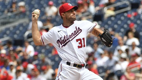 How Max Scherzer Fits With the Three NL West Contenders