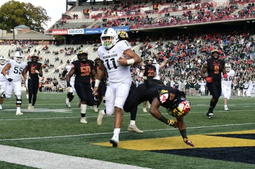 Michigan State Football 6-Point Underdogs Against Maryland