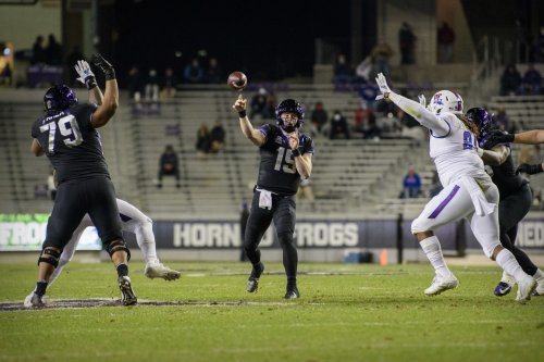 Oklahoma Schedule Preview: TCU Horned Frogs