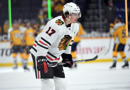 The Blackhawks Are Listening to Offers For Dylan Strome