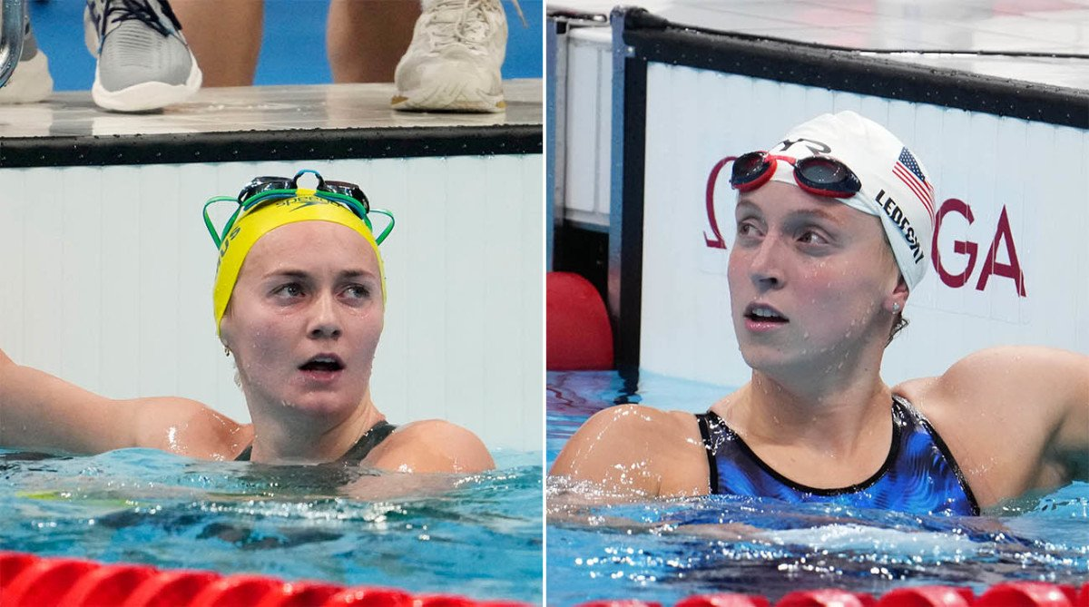 The Stage Is Set for the Katie Ledecky-Ariarne Titmus 400 Free Showdown