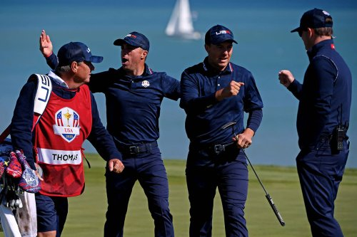 2021 Ryder Cup: Scores, Live Updates from Whistling Straits