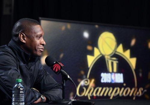 Masai Ujiri's Future Looms Large Over Raptors' Offseason