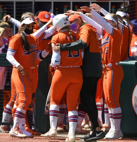 Tigers Win Ninth Straight in Shutout Over Boston College