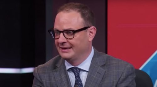 Report: ESPN Suspends NBA Reporter Adrian Wojnarowski Following Profane Response to U.S. Senator