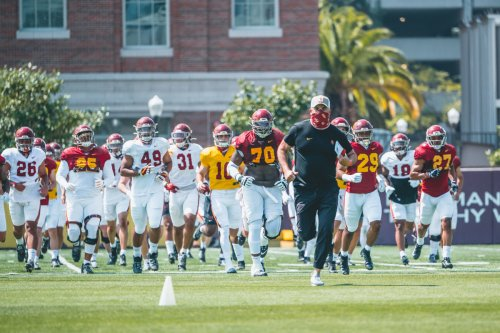 USC Reveals Coaches Roster for Spring Showcase
