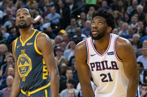 Sixers' Joel Embiid Compares Himself to Nets Star Kevin Durant
