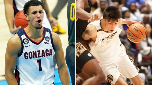 Jalen Suggs Passing the Torch (Again) As 'Unicorn' Chet Holmgren Arrives at Gonzaga