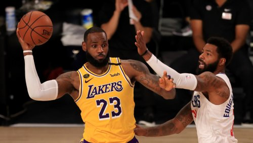 LeBron's Lakers Win an Eerily Subdued Battle for Los Angeles in Orlando to Restart the NBA