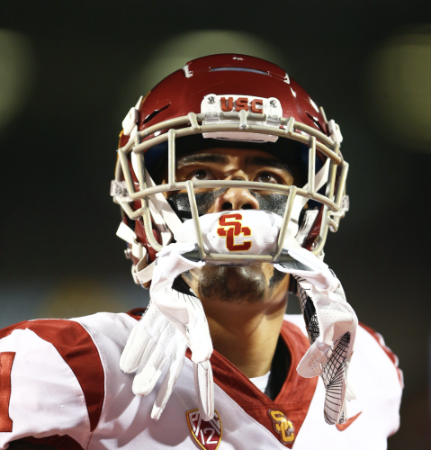 USC Linebacker Palaie Gaoteote IV Spotted Near Ohio State's Campus