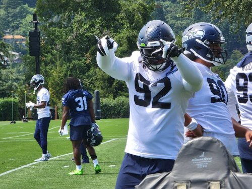 Observations From Seahawks First Two Training Camp Practices