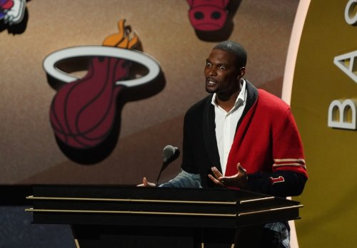 Chris Bosh Details Pat Riley's Brilliant Sales Pitch to Convince the Raptors Star to Join Miami
