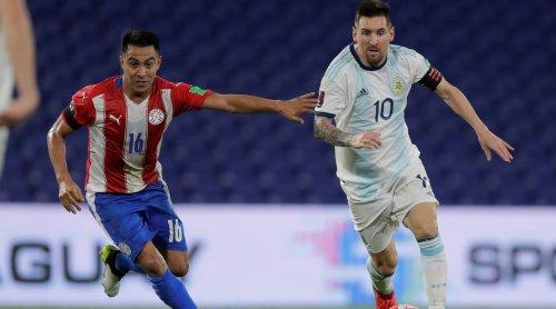 Argentina vs. Paraguay Live Stream: Watch Copa América Online, TV Channel, Time